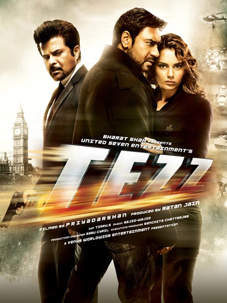 NEW POSTER: Tezz