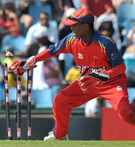 Rookie keeper Tsolekile 'chosen' as Boucher's successor