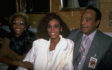 Whitney and her family