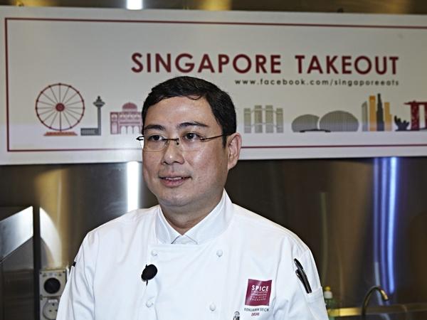 Spotlight: Singapore Chef Benjamin Seck [Interview]