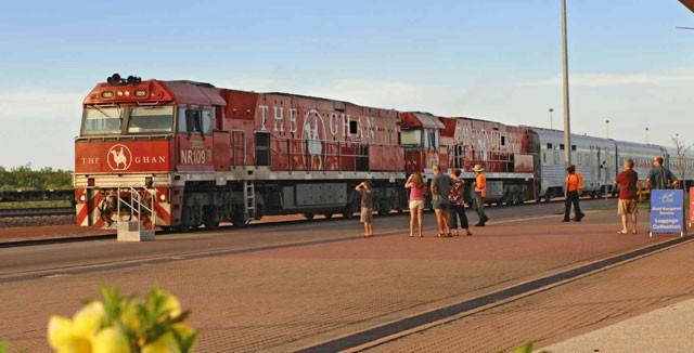 Great Southern Rail Limited, Australia