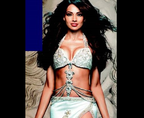 Bipasha's name in an item song