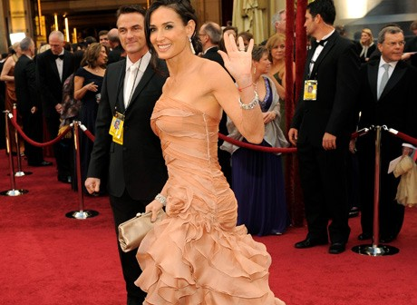 Demi Moore never imagined being called 'too thin'