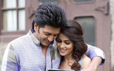 'I was completely floored by Riteish's personality'