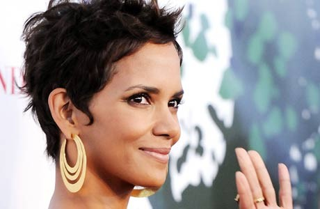 Halle Berry: A white woman?
