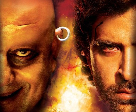 Sanjay Dutt and Hrithik Roshan worked out together