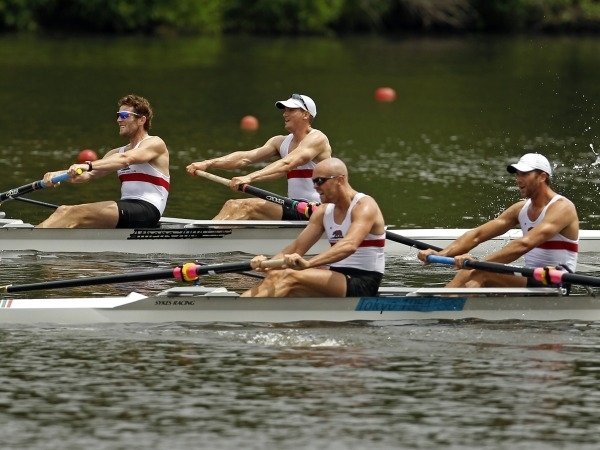Olympic Games: Why You Should Try Rowing