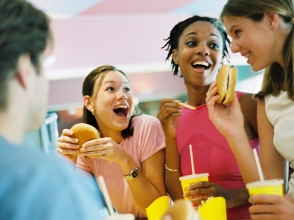 Western Fast Food Tied To Heart Risks In Asia: Study