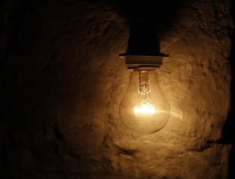 55-watt DC Osram bulb