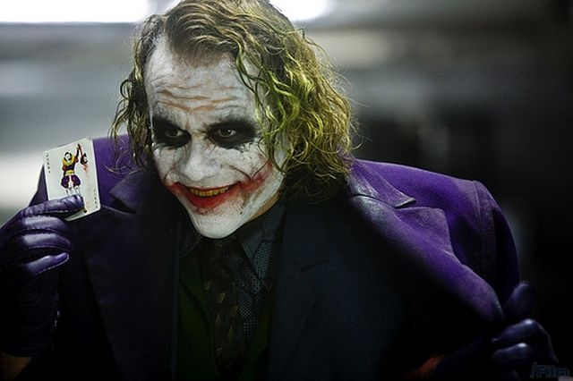 Death of 'The Joker'