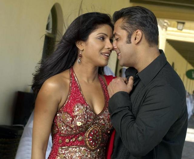 Tiff with Sallu Bhai