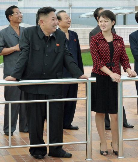 Kim Jong Un is married