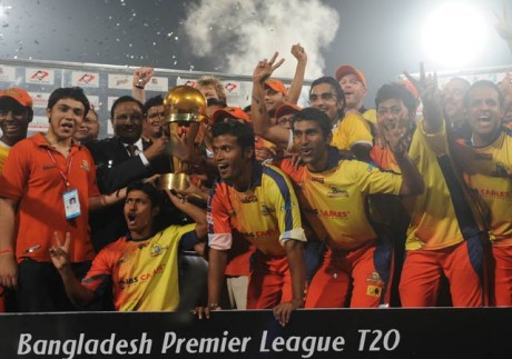 Cricketers unpaid by Bangladesh Premier League