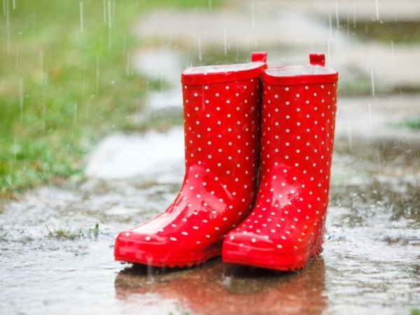 Monsoon Health Guide: Recommended Footcare And Footwear For The Rains