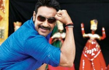 Ajay's witty one-liners in 'Bol Bachchan'