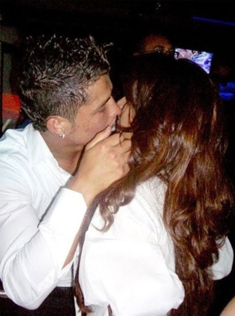 Cristiano Ronaldo and Bipasha