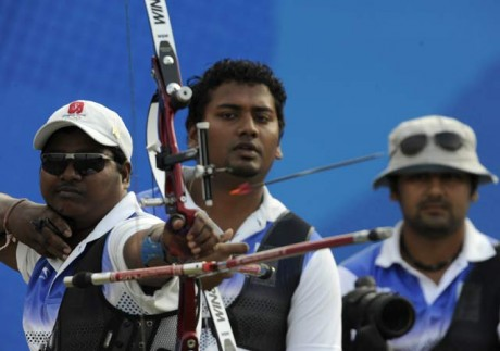 Last chance for archers to qualify for Olympics