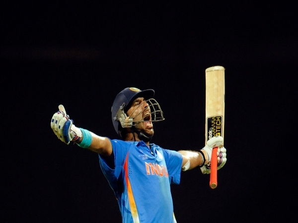 Yuvraj Singh's Fight Against Lung Cancer