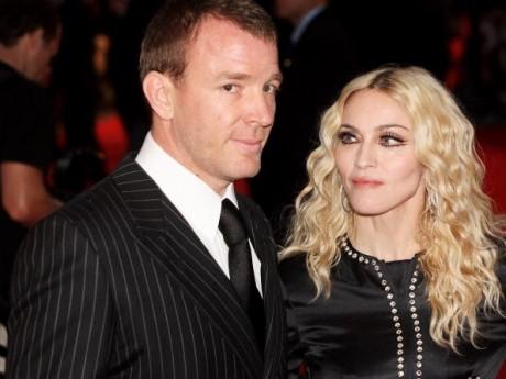 Madonna & Guy Ritchie