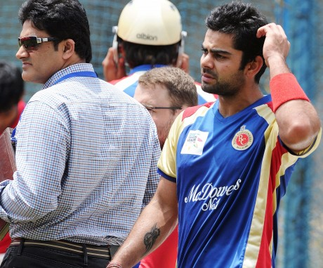 Virat has worked on his game: Kumble