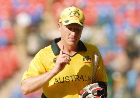 Forrest, Wade in Australia's Test squad