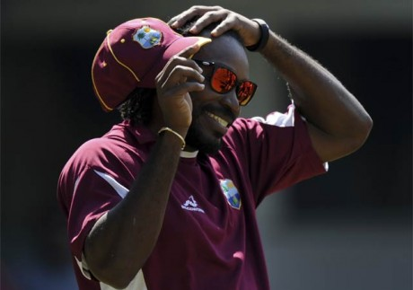 Windies selectors overlook Gayle again for Aussie tour