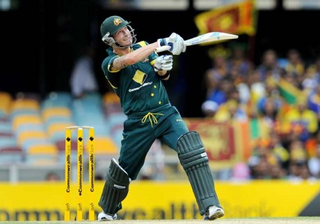 Clarke, Pattinson ruled out of tri-series decider