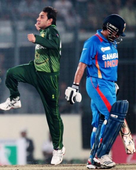 Saeed Ajmal doubts Tendulkar's ability