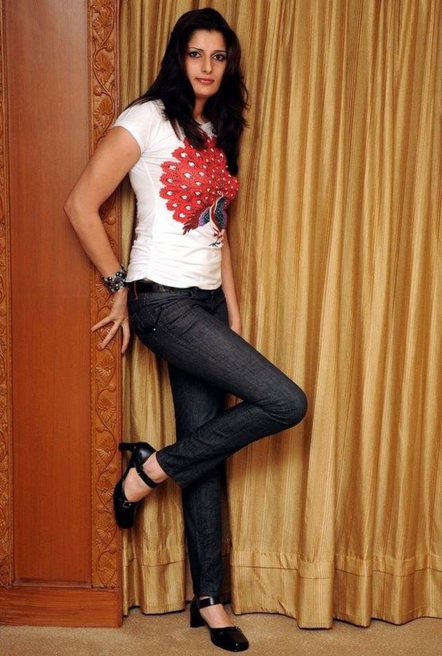Sonika Kaliraman (Wrestling)