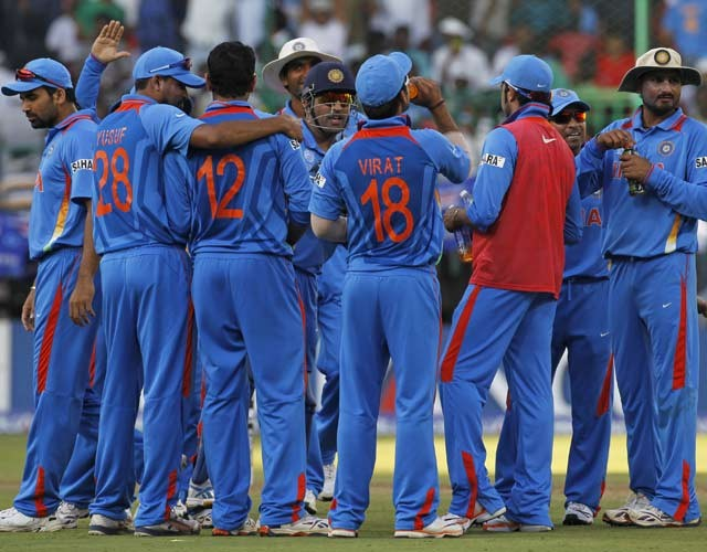 Quota policy in Team India
