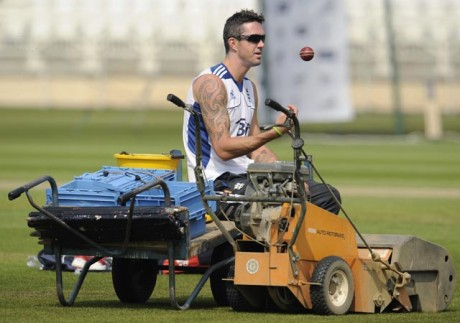Kevin Pietersen retires from ODI cricket