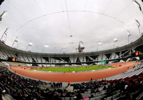 London stages final tests events ahead of Olympics