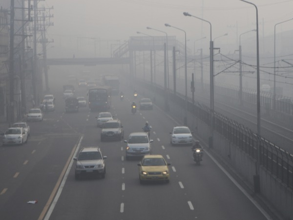 Delhi Smog Hits Asthmatics