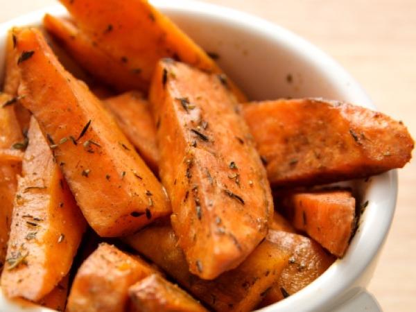 Sweet Potatoes: A Good Carb!