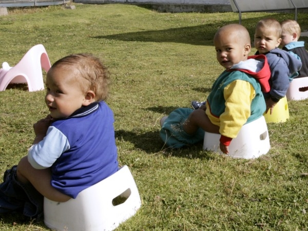How To Toilet Train Your Child [World Toilet Day]