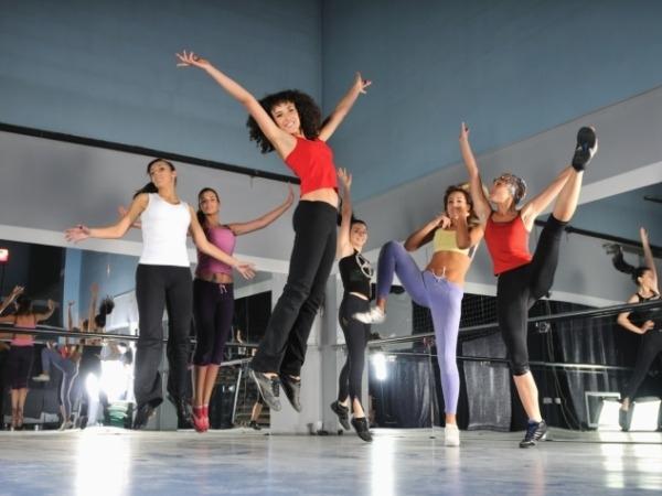 Dancing Helps Overcome Low Spirits, Stress
