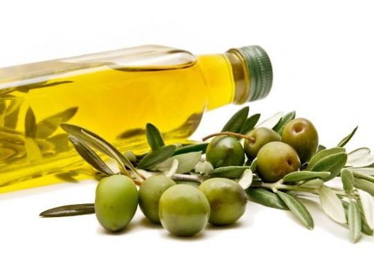 olive oil on dick