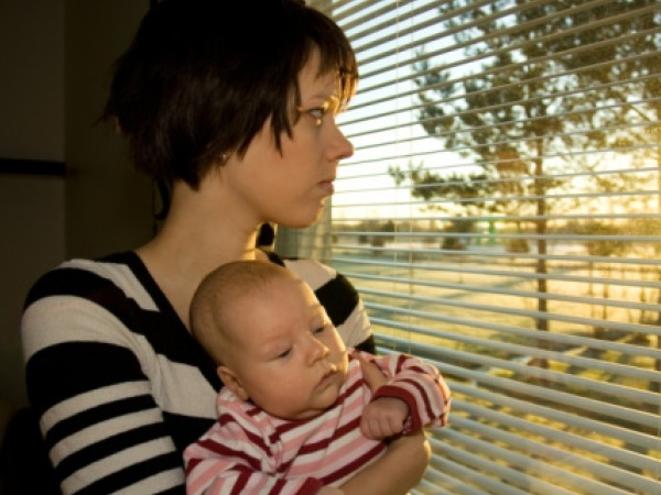 Depressed Moms Affect Babies' Language Development