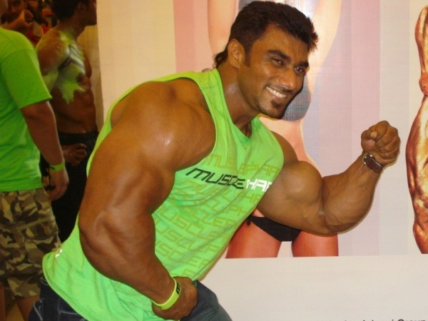 In Conversation With Bodybuilder Sangram Chougule