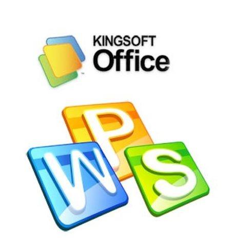 Офисный пакет от Kingsoft Office Software.