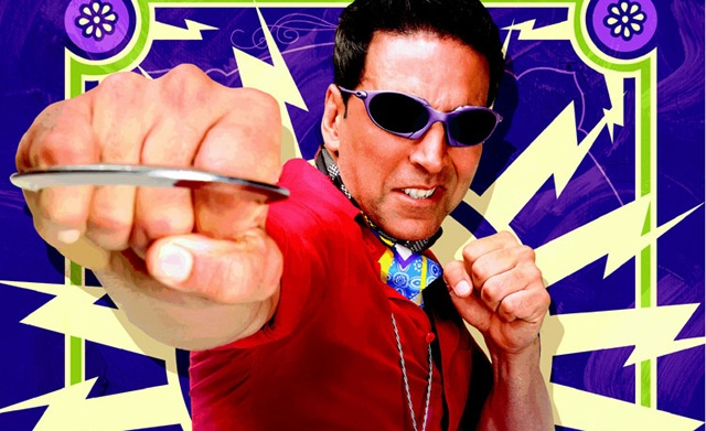 Akshay back in 'action' with Khiladi 786!