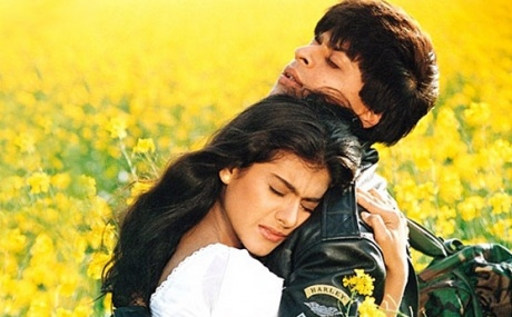 SRK-Kajol in DDLJ
