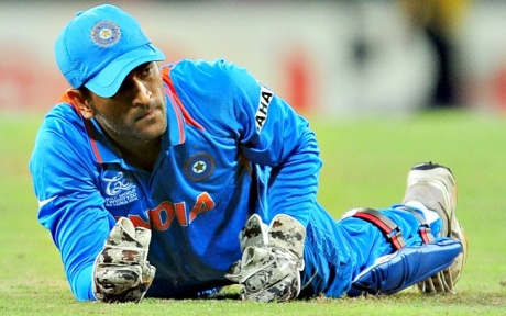 Mahendra Singh Dhoni Needs a Reliever
