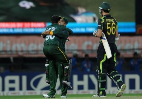 Pakistan beat Australia