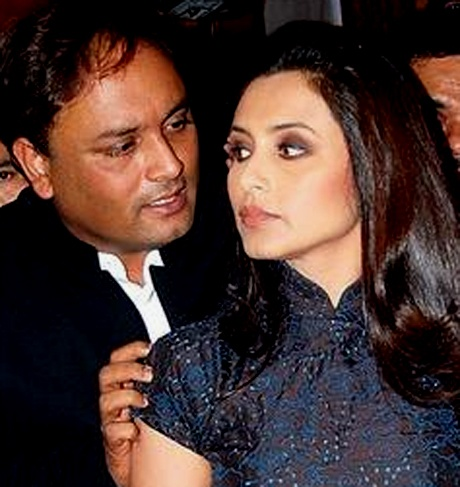 Raja and Rani Mukerji