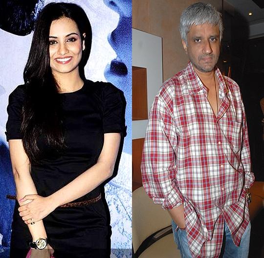 Tia Bajpai and Vikram Bhatt