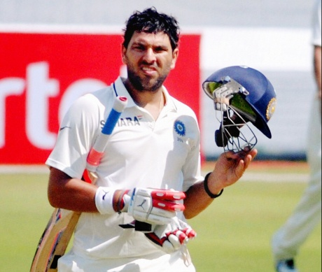 Not trying to prove anyone wrong: Yuvraj