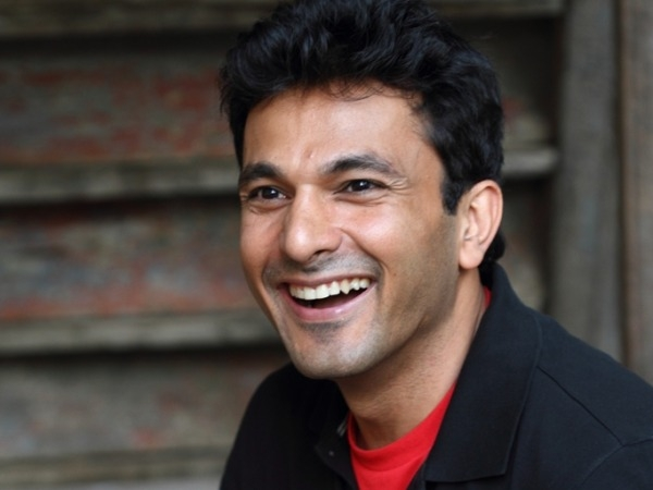 On The Hot Seat With Vikas Khanna