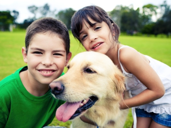 Kids With Pets Have Fewer Sick Days