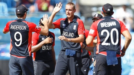 Stuart Broad plays down KP absence